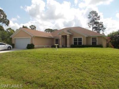 Lehigh Acres Single Family Home For Sale: 702 Calvin Ave