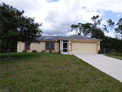 Lehigh Acres FL Single Family Home For Sale: $162,900