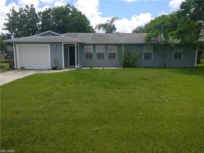 Cape Coral Single Family Home For Sale: 2201 NE 8th Pl