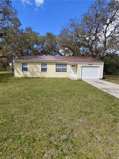 Single Family Home For Sale: 4023 Albany Rd