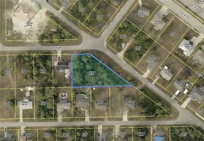 Lehigh Acres Residential Lots & Land For Sale: 5101 6th St W