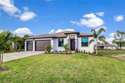 Cape Coral Single Family Home For Sale: 1221 SW 35th St