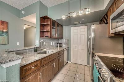 Fort Myers, Fort Myers Beach Condo/Townhouse For Sale: 15590 Ocean Walk Cir #112