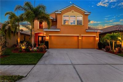 Fort Myers Single Family Home For Sale: 2853 Via Piazza Loop
