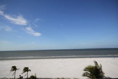 Fort Myers Beach Condo/Townhouse For Sale: 250 Estero Blvd #403