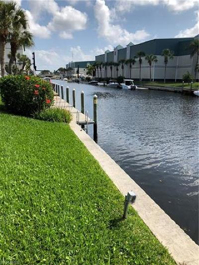 Cape Coral Condo/Townhouse For Sale: 1412 SE 46th St #1I