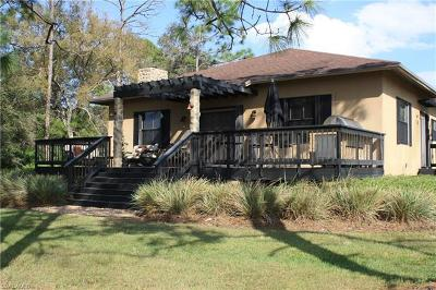 Single Family Home For Sale: 1525 Hendry Isles Blvd