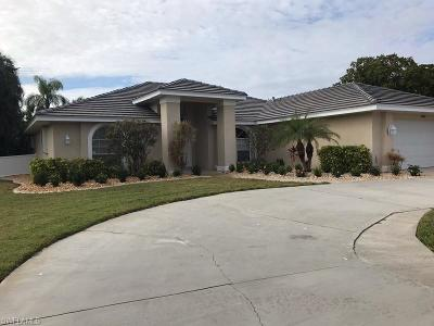 Bonita Springs, Cape Coral, Fort Myers, Fort Myers Beach Single Family Home For Sale: 4134 SE 1st Ct
