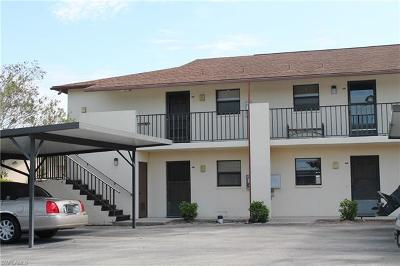 Cape Coral Condo/Townhouse For Sale: 5217 Coronado Pky #101