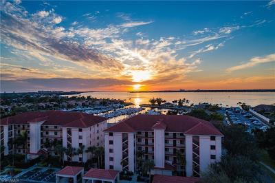 Fort Myers Condo/Townhouse For Sale: 9435 Sunset Harbor Ln #222