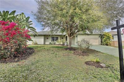 Cape Coral Single Family Home For Sale: 1111 SE 16th St