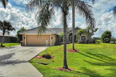 Bonita Springs Single Family Home For Sale: 12422 Lake Shalimar Dr