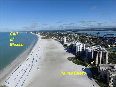 Fort Myers Condo/Townhouse For Sale: 6640 Estero Blvd #1402
