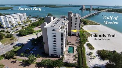 Fort Myers Beach Condo/Townhouse For Sale: 8400 Estero Blvd #803