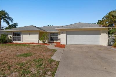 North Fort Myers Single Family Home For Sale: 4547 Vinsetta Ave
