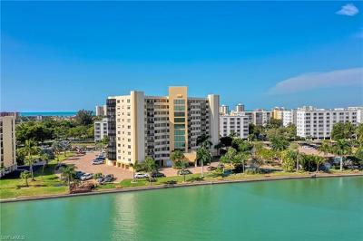 Fort Myers Beach Condo/Townhouse For Sale: 4263 Bay Beach Ln #114