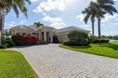 Fort Myers Single Family Home For Sale: 18201 Creekside View Dr