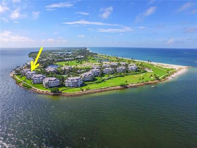Captiva, Sanibel Condo/Townhouse For Sale: 1608 Lands End Village