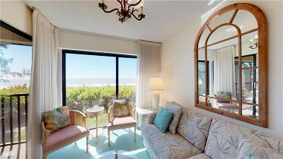 Captiva, Sanibel Condo/Townhouse For Sale: 2721 W Gulf Dr #102