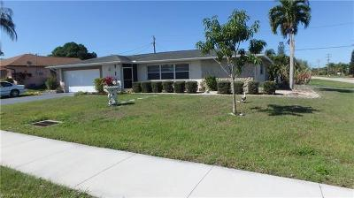 Cape Coral Single Family Home For Sale: 4002 SE 4th Ave