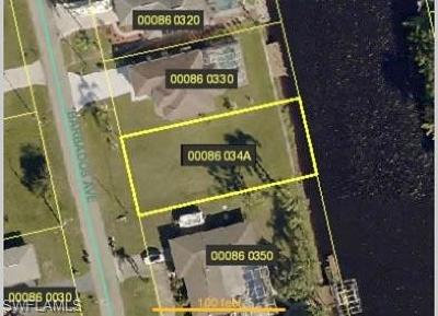 Fort Myers Residential Lots & Land For Sale: 2144 Barbados Ave