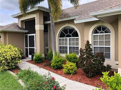 Cape Coral Single Family Home For Sale: 2530 SW 13th Ave