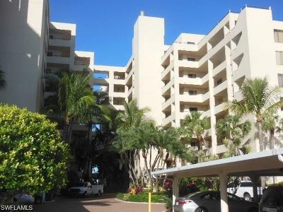 Fort Myers Beach Condo/Townhouse For Sale: 6660 Estero Blvd #B404