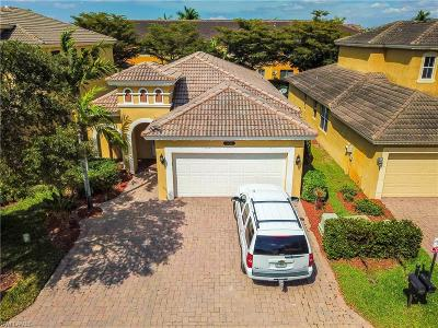 Estero Single Family Home For Sale: 10128 N Silver Palm Dr