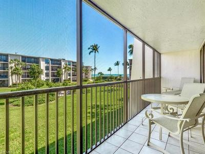 Captiva, Sanibel Condo/Townhouse For Sale: 1501 Middle Gulf Dr #G205