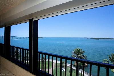 Fort Myers Condo/Townhouse For Sale: 15021 Punta Rassa Rd #601