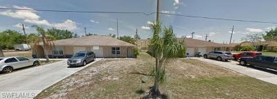 Cape Coral Multi Family Home For Sale: 3111 SW Santa Barbara Pl