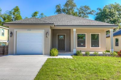 Bonita Springs Single Family Home Pending With Contingencies: 27690 Tennessee St