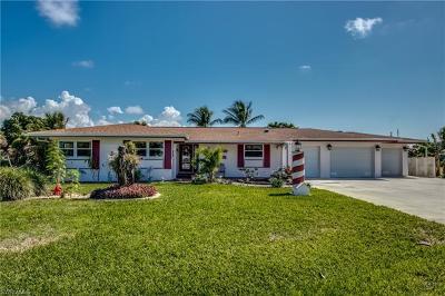 Cape Coral Single Family Home For Sale: 4903 Santa Monica Ct