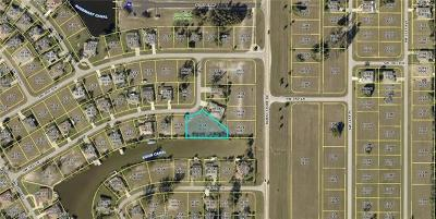 Bonita Springs, Cape Coral, Estero, Fort Myers, Fort Myers Beach, Marco Island, Naples, Sanibel, Captiva Residential Lots & Land For Sale: 3216 SW 3rd Ln