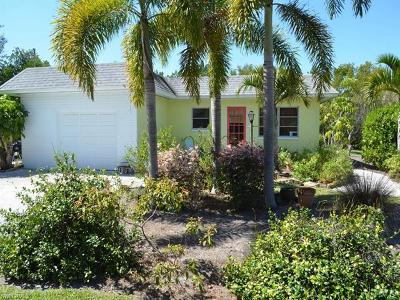 Sanibel Single Family Home For Sale: 6103 Starling Way