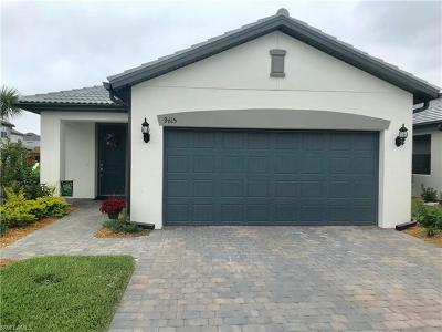Fort Myers Single Family Home For Sale: 9615 Bexley Dr