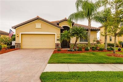 Fort Myers Single Family Home For Sale: 2731 Via Piazza Loop