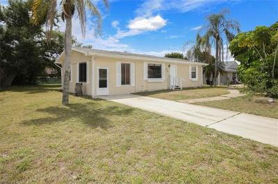 Lehigh Acres Single Family Home For Sale: 2809 4th St W