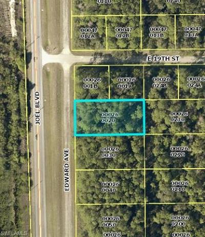 Residential Lots & Land For Sale: 1820 Edward Ave