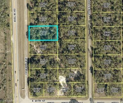 Residential Lots & Land For Sale: 1808 Edward Ave