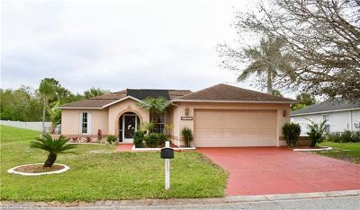 Fort Myers Single Family Home For Sale: 15561 Spring Line Ln