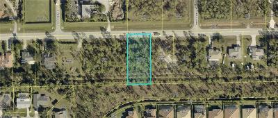Bonita Springs Residential Lots & Land For Sale: 10540 Strike Ln