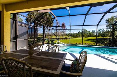 North Fort Myers Single Family Home For Sale: 3416 Crosswater Dr