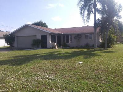 Lee County Rental For Rent: 2022 SE 16th St