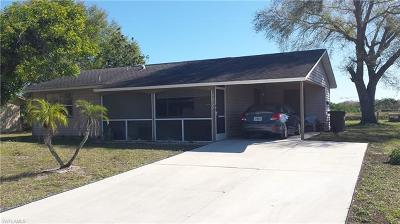 Lehigh Acres Single Family Home For Sale: 10727 Guavatree Ct