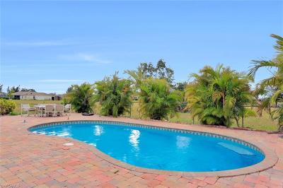 Cape Coral Single Family Home For Sale: 1506 Santa Barbara Blvd N