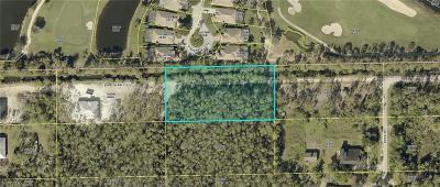 Bonita Springs Residential Lots & Land For Sale: Tract 10 Amarillo St Bonita Bill