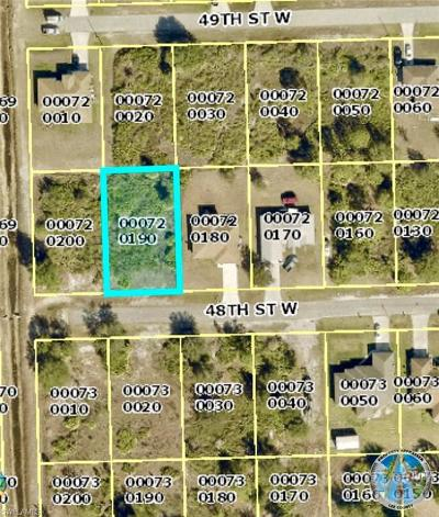 Residential Lots & Land For Sale: 2716 48th St W