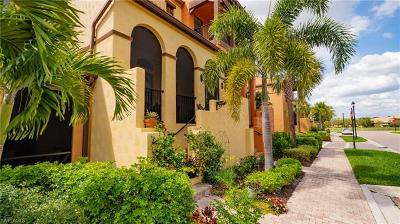 Fort Myers Condo/Townhouse For Sale: 11901 Izarra Way #8611