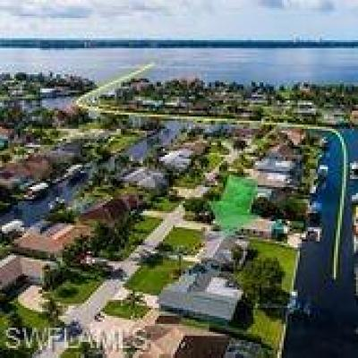 Cape Coral FL Single Family Home For Sale: $334,800